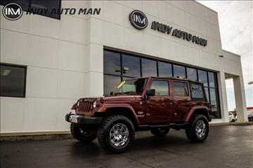 2008 jeep wrangler unlimited for sale in indianapolis in. Cars Review. Best American Auto & Cars Review