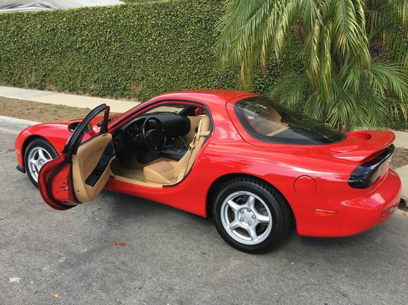 1993 mazda rx 7 turbo 2dr hatchback in lawndale ca sportscar la. Black Bedroom Furniture Sets. Home Design Ideas