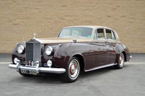 1962 Rolls-Royce Silver Cloud 2