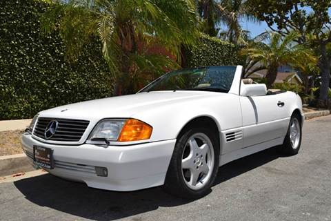 1994 Mercedes-Benz SL-Class for sale in Lawndale, CA