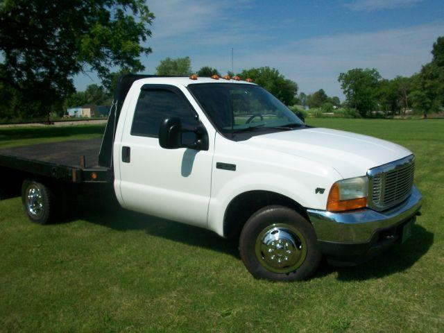 2001 ford f 350 xl 2wd drw in goodland in goodland auto sales. Black Bedroom Furniture Sets. Home Design Ideas