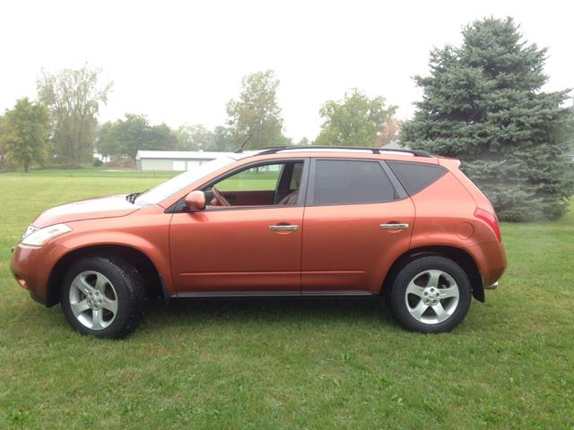 2004 nissan murano sl awd in goodland in goodland auto sales. Black Bedroom Furniture Sets. Home Design Ideas