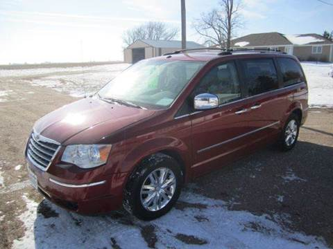 2008 Chrysler Town and Country for sale in David City, NE
