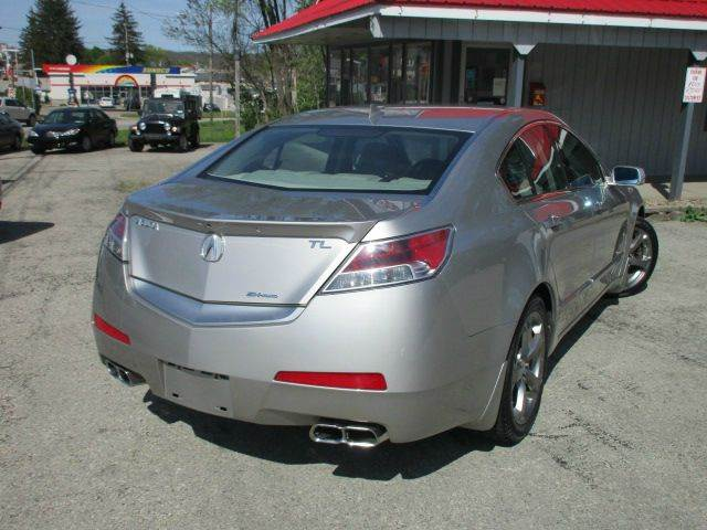 2010 Acura TL SH-AWD 4dr Sedan 5A w/Technology Package - Youngwood PA