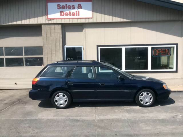 2002 subaru legacy l awd 4dr wagon in des moines altoona ankeny downing auto sales detail. Black Bedroom Furniture Sets. Home Design Ideas