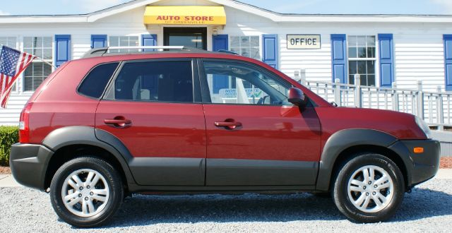 2007 Hyundai Tucson