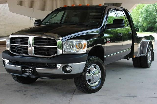 2008 Dodge Ram Chassis 3500