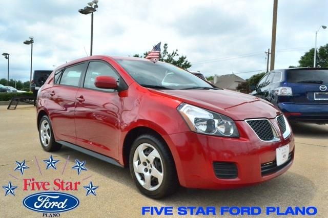 2009 Pontiac Vibe for sale in Plano TX