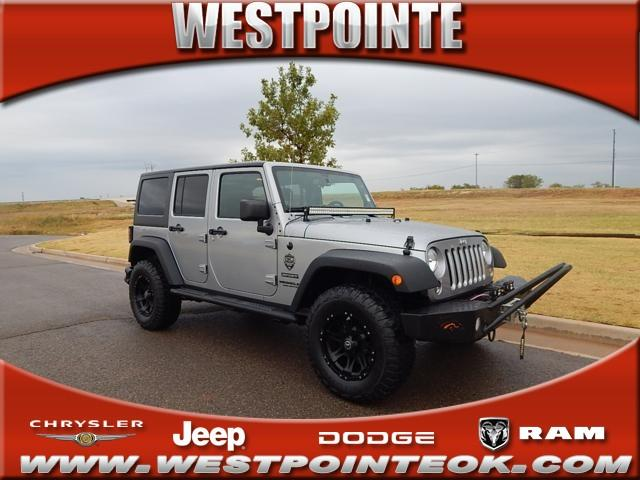 jeep wrangler unlimited for sale in oklahoma city ok. Black Bedroom Furniture Sets. Home Design Ideas