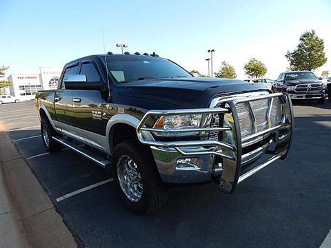 2013 RAM Ram Pickup 2500 for sale in Oklahoma City, OK