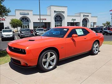 2016 Dodge Challenger for sale in Oklahoma City, OK
