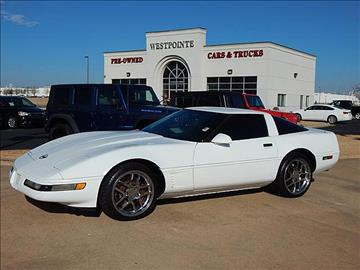 1995 chevrolet corvette for sale cleveland oh. Black Bedroom Furniture Sets. Home Design Ideas