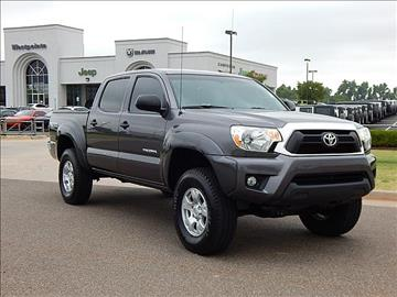 toyota tacoma for sale oklahoma city ok. Black Bedroom Furniture Sets. Home Design Ideas