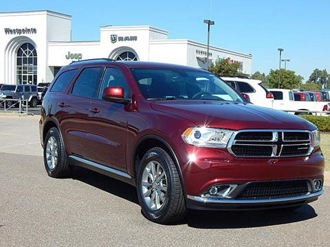 2018 Dodge Durango for sale in Oklahoma City, OK