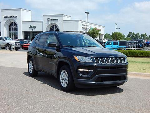 2017 Jeep Compass for sale in Oklahoma City, OK