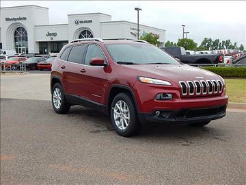2017 Jeep Cherokee for sale in Oklahoma City, OK