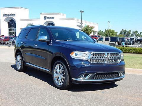 2017 Dodge Durango for sale in Oklahoma City, OK