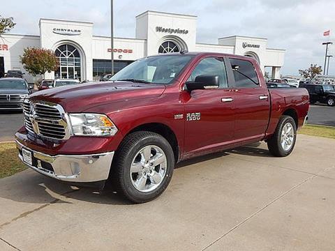 2017 RAM Ram Pickup 1500 for sale in Oklahoma City, OK