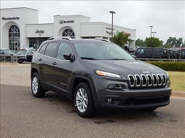 2017 Jeep Cherokee for sale in Oklahoma City, OK