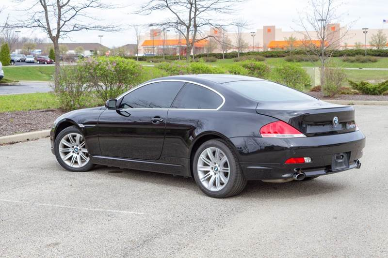 2006 BMW 6 Series 650i 2dr Coupe - Noblesville IN