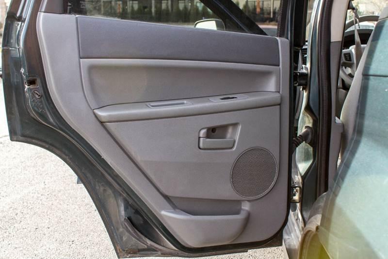 2005 Jeep Grand Cherokee Laredo 4dr 4WD SUV - Noblesville IN