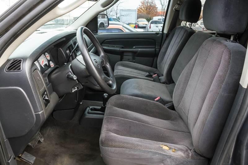 2003 Dodge Ram Pickup 1500 SLT 4dr Quad Cab 4WD LB - Noblesville IN