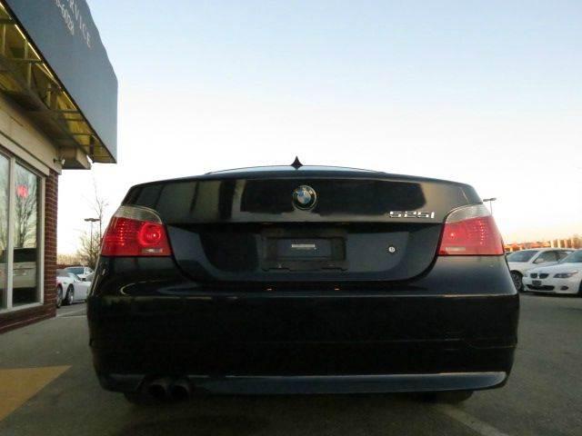 2006 BMW 5 Series 525i 4dr Sedan - Noblesville IN