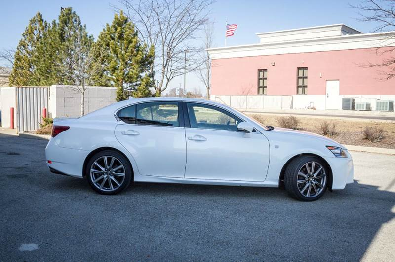 2013 Lexus GS 350 Base AWD 4dr Sedan - Noblesville IN
