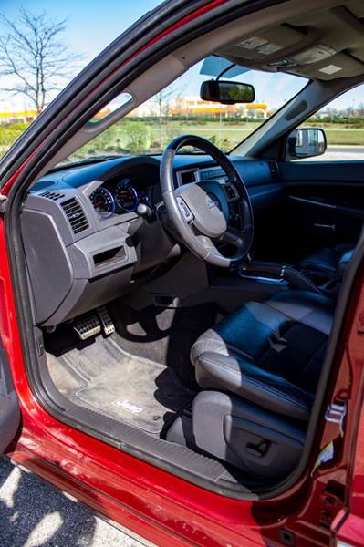 2008 Jeep Grand Cherokee 4x4 SRT8 4dr SUV - Noblesville IN