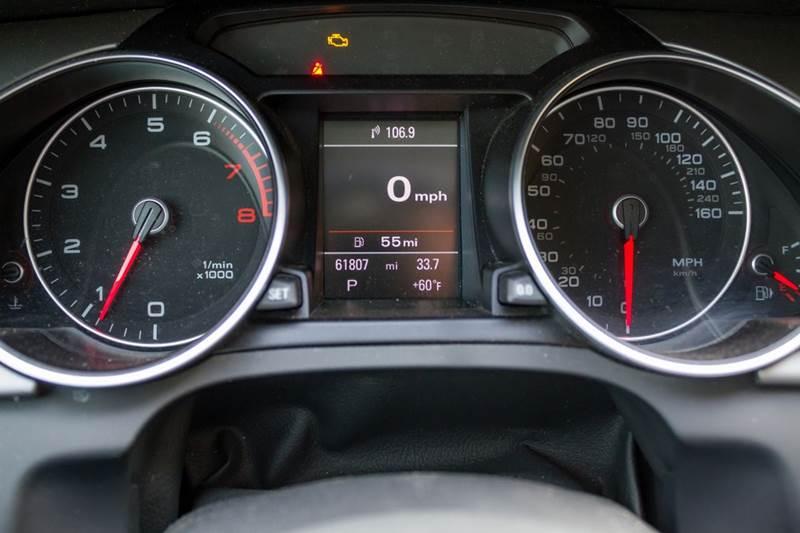 2013 Audi A5 2.0T quattro Premium Plus AWD 2dr Coupe 8A - Noblesville IN
