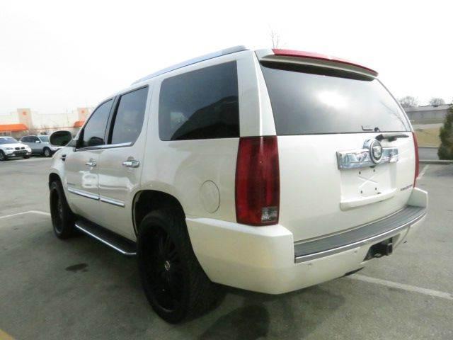2008 Cadillac Escalade Base AWD 4dr SUV - Noblesville IN