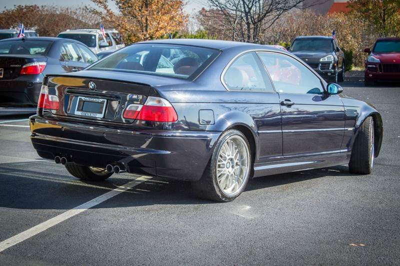 2002 BMW M3 Base 2dr Coupe - Noblesville IN