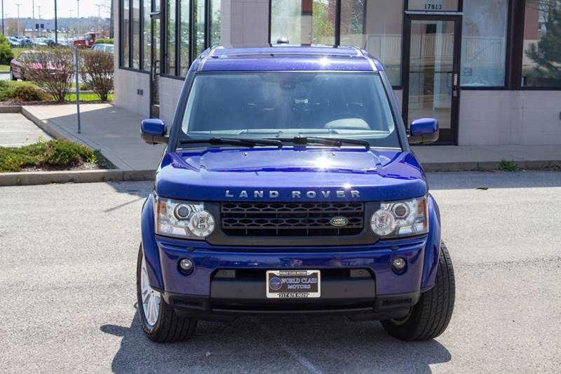 2010 Land Rover LR4 4x4 4dr SUV - Noblesville IN