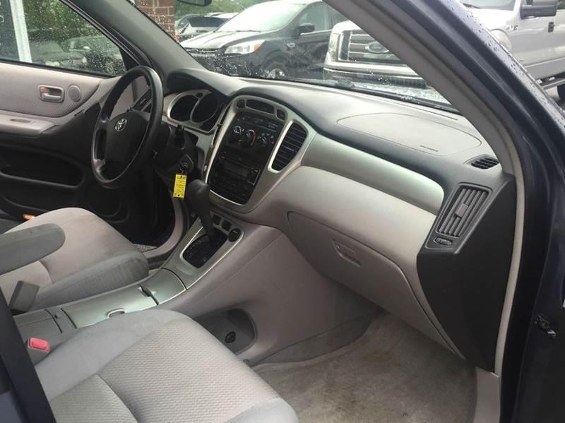 2007 Toyota Highlander Base 4dr SUV V6 - Noblesville IN
