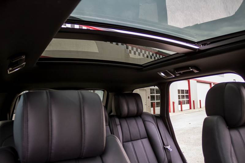 2014 Land Rover Range Rover Supercharged 4x4 4dr SUV - Noblesville IN