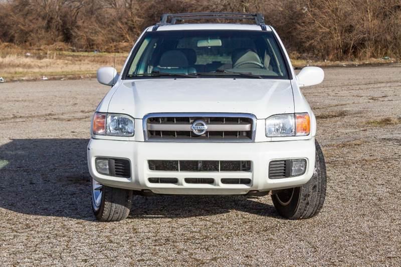 2004 Nissan Pathfinder LE Platinum 4WD 4dr SUV - Noblesville IN