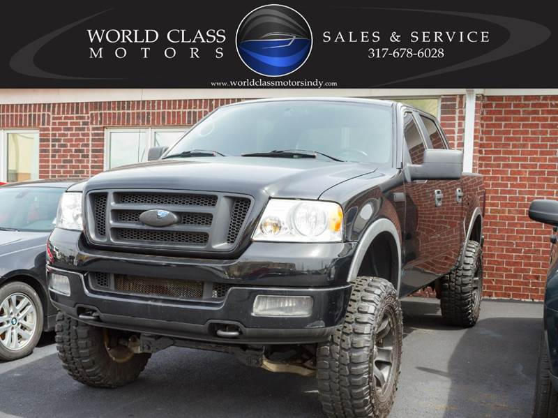 2005 Ford F-150 4dr SuperCrew FX4 4WD Styleside 5.5 ft. SB - Noblesville IN