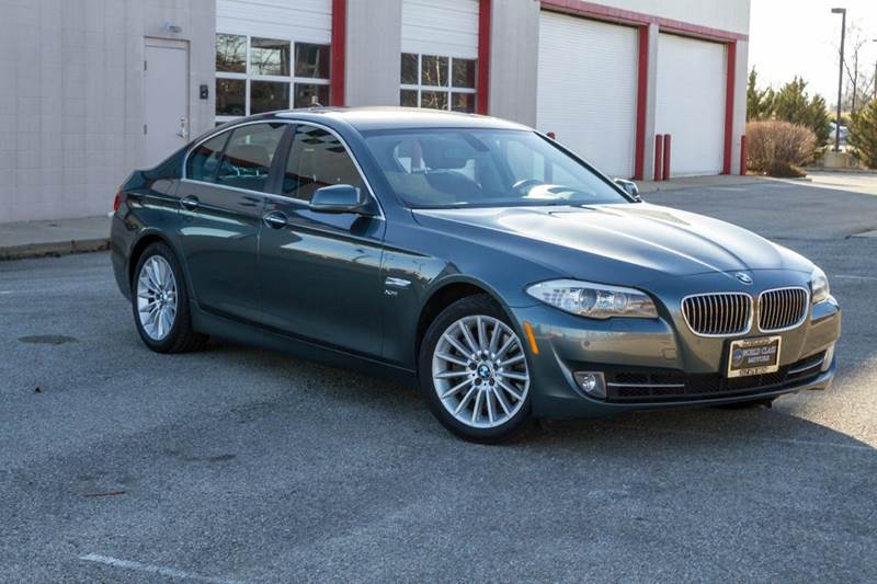 2012 BMW 5 Series AWD 535i xDrive 4dr Sedan - Noblesville IN