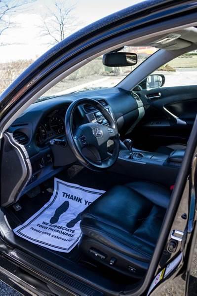 2010 Lexus IS 250 Base 4dr Sedan 6A - Noblesville IN