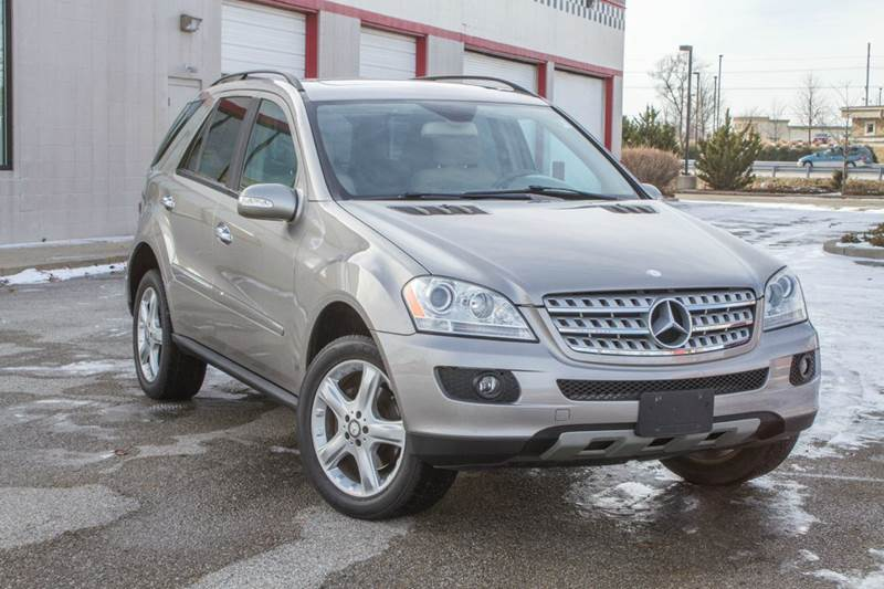 2008 Mercedes-Benz M-Class ML350 AWD 4MATIC 4dr SUV - Noblesville IN
