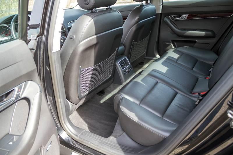 2011 Audi A6 3.0T quattro Prestige AWD 4dr Sedan - Noblesville IN