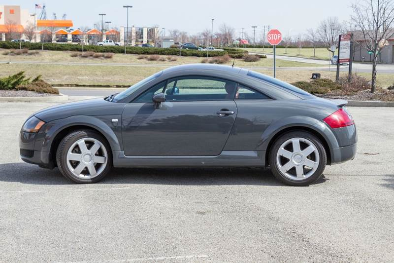 2000 Audi TT Base 2dr Turbo Hatchback - Noblesville IN