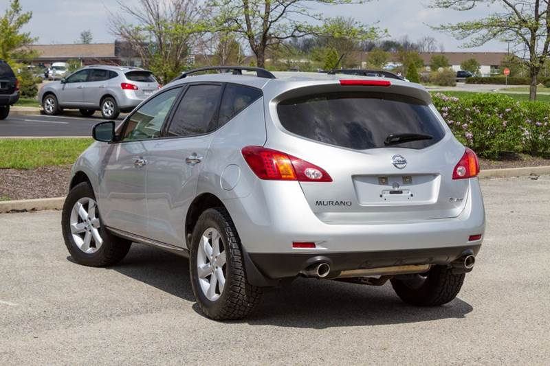2009 Nissan Murano AWD S 4dr SUV - Noblesville IN