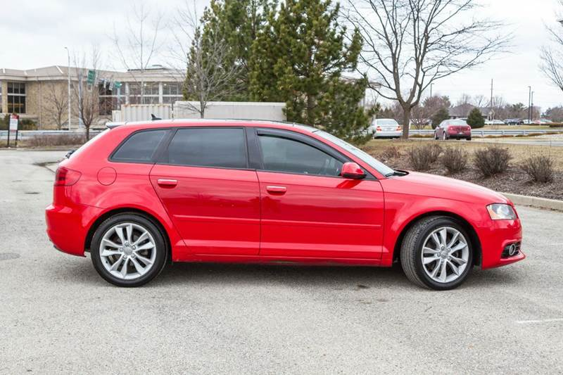 2012 Audi A3 2.0T Premium 4dr Wagon 6A - Noblesville IN