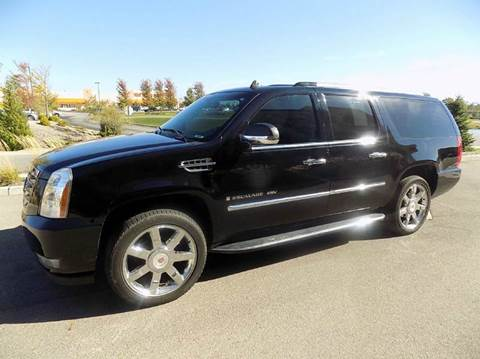 2007 Cadillac Escalade ESV for sale in Noblesville, IN