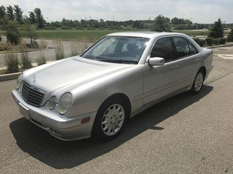 2000 Mercedes-Benz E-Class for sale in Noblesville, IN