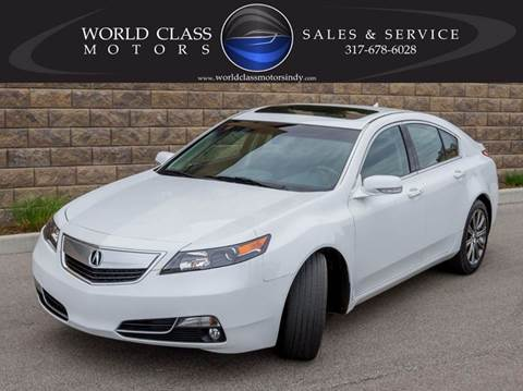 2014 Acura TL for sale in Noblesville, IN