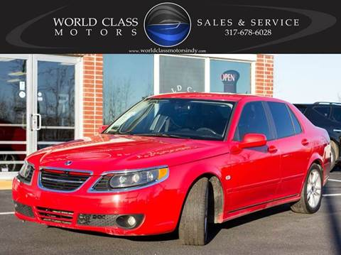 2009 Saab 9-5 for sale in Noblesville, IN