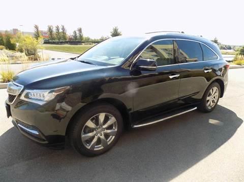 2014 Acura MDX for sale in Noblesville, IN