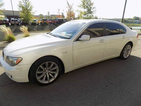 2008 BMW 7 Series for sale in Noblesville, IN
